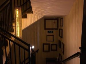 גוף תאורה מדרגות