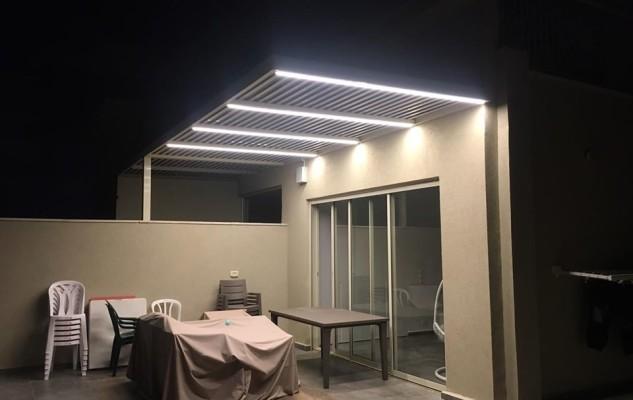 לדים תאורת חוץ
