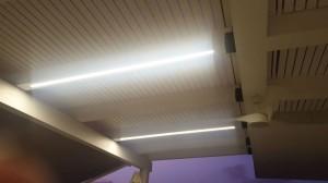 תאורה פרגולה